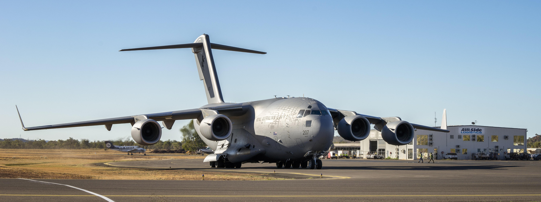 C-17 Airside
